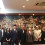 Chinese Academy of Social Sciences (CASS) visits the International Institute of Macau (IIM)