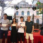 Winners of the Best Moments in video of the Saint John´s Festival 2018 in Macau